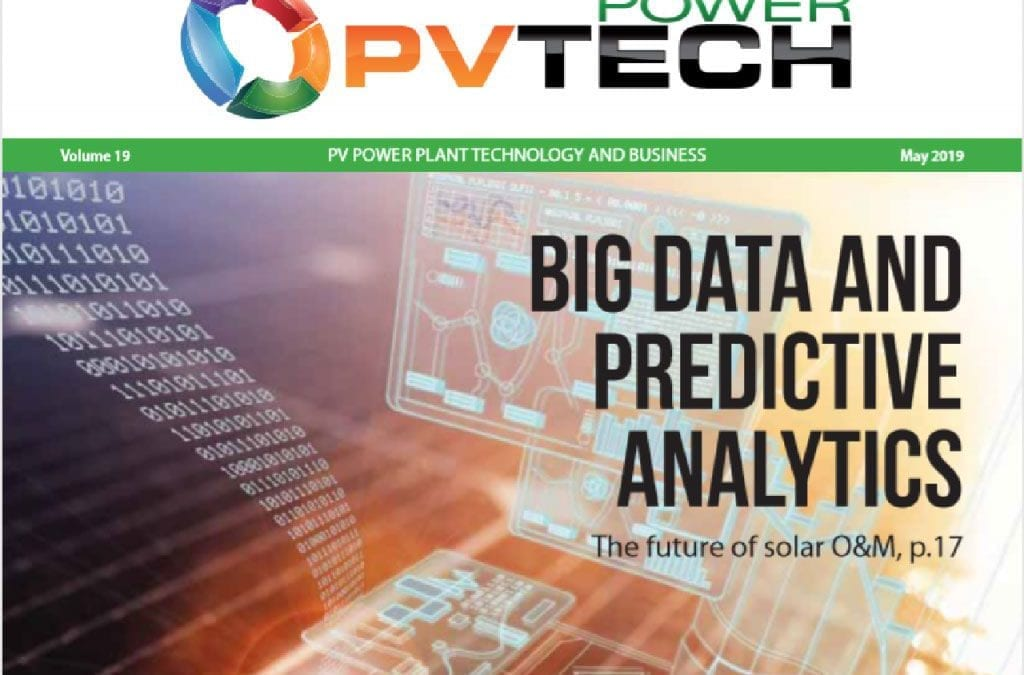 Big data and predictive maintenance in PV – The state of the art