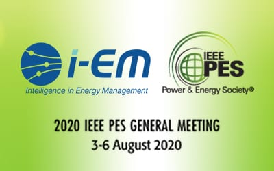 "IEEE PES GM 2020, i-EM to present on the ""Impact of PEV Charging on Transmission System: Static and Dynamic Limits"" in collaboration with the University of Pisa"